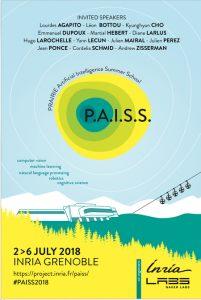 PAISS affiche 2018 image