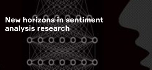 Sentiment analysis research blog image