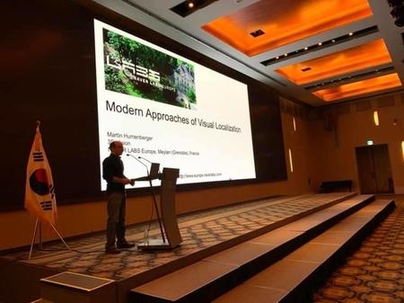 Martin Humenberger IPIU 2019 conference image