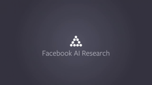 Facebook AI Research logo