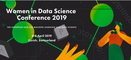 Women in data science conference 2019 image