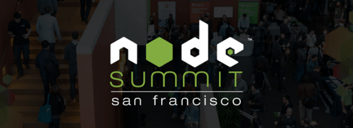 A few points about Node Summit 2018 illustrating image