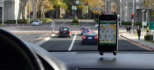 Can Your Smartphone Make You a Safer Driver We're Working on It illustrating image