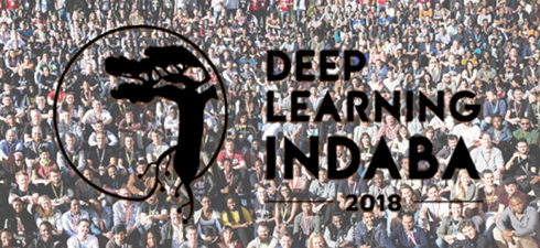 Deep Learning Indaba 2018 illustrating image