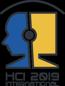 HCII2019 logo