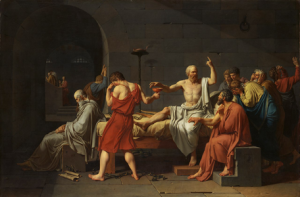 The Death of Socrates picture