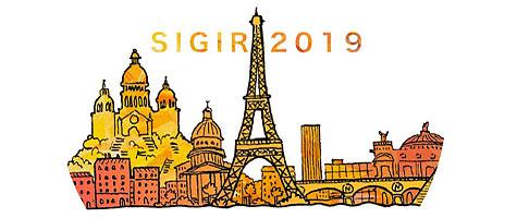SIGIR 2019 cover