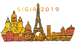 SIGIR 2019 logo