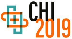 CHI2019 logo image
