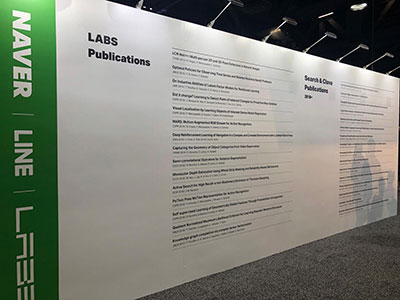 CVPR 2019 publication wall photo