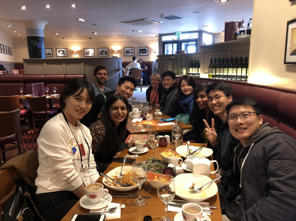 NAVER LABS lunch at CHI