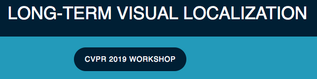 Visual localization workshop CVPR 2019
