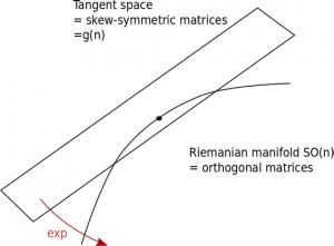 Riemanian geometry ICML figure