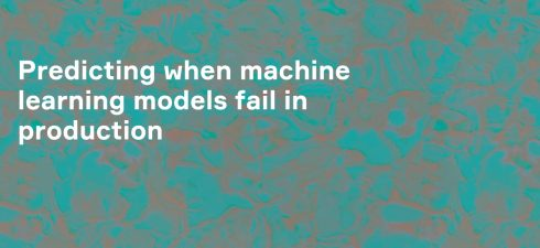ml models fail in production