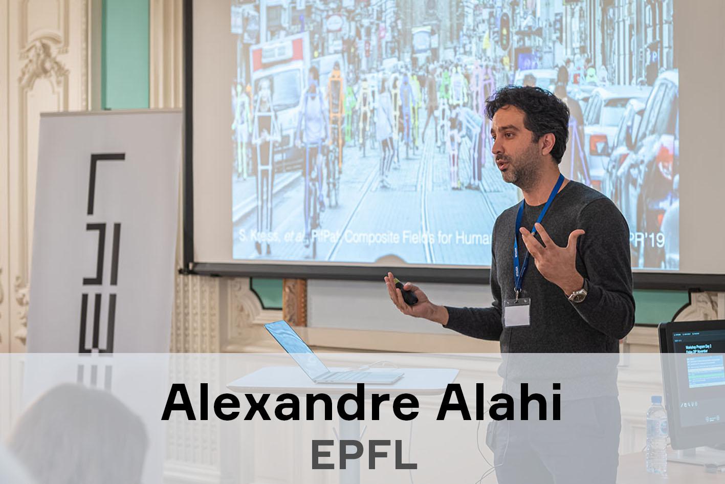 Alexandre Alahi