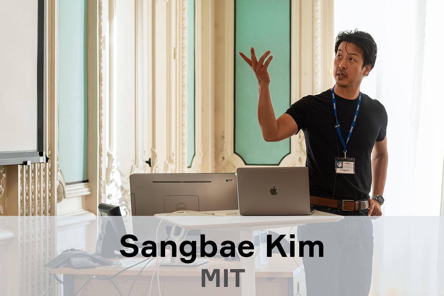 Sangbae Kim