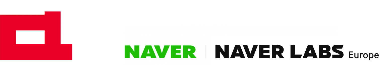 ACL NAVER NAVER LABS Europe logo