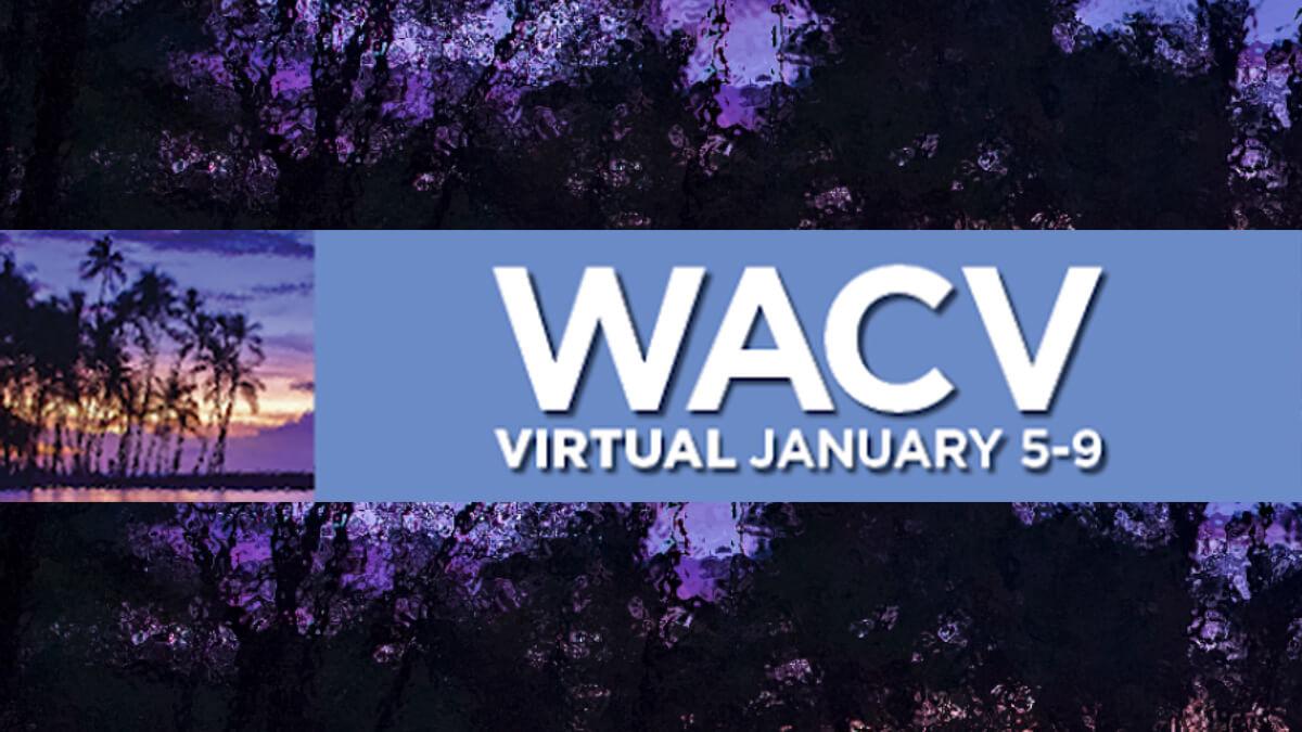 WACV 2021