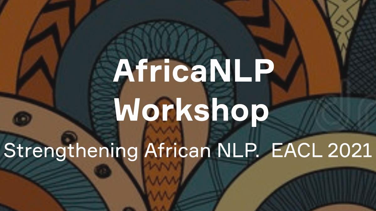 AfricaNLP Workshop