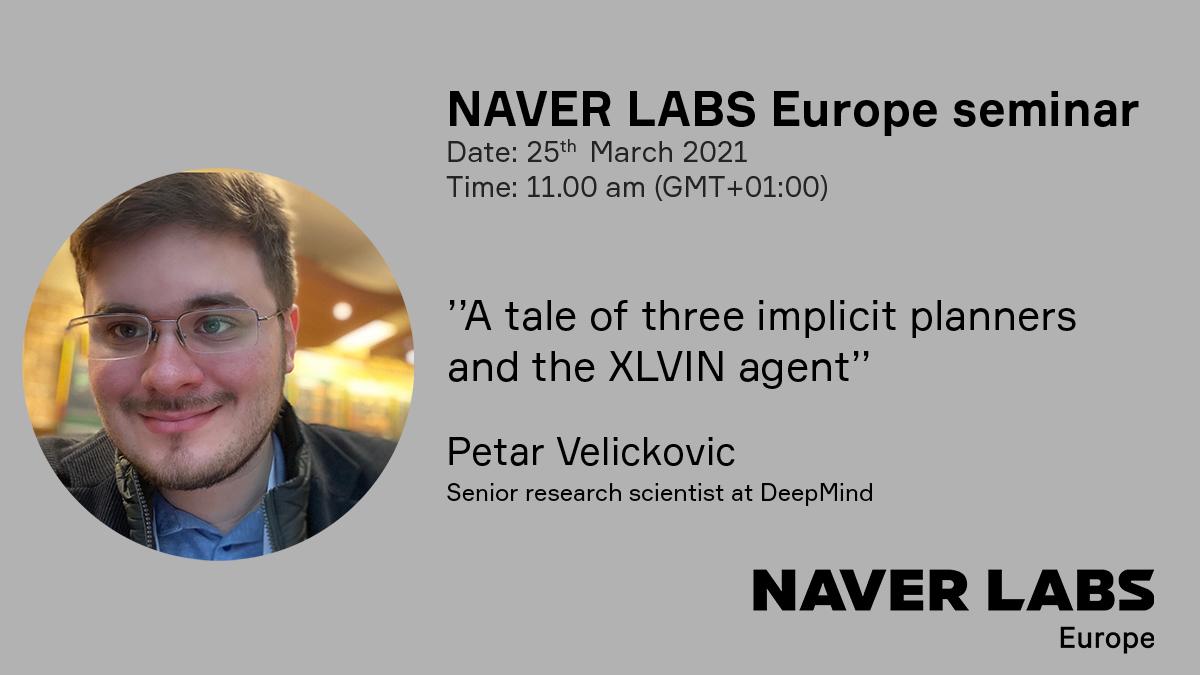 seminar with Petar Velickovic
